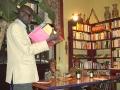 Presentazione Le mappe degli adinkra libreria Azalai
